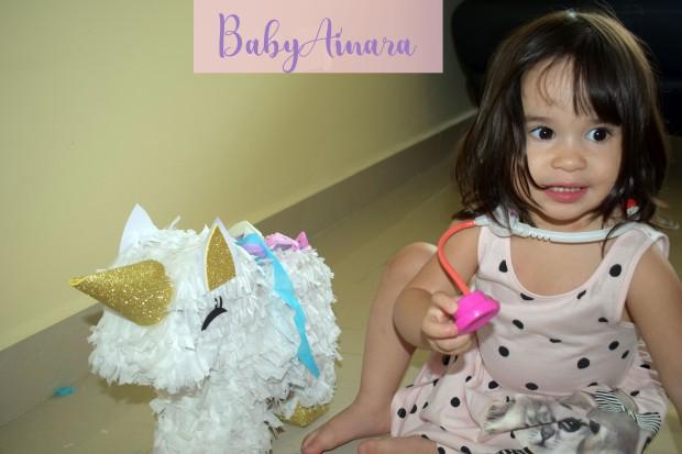 Ainara y el unicornio 3